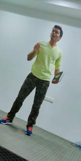 TM Abhishek as Evaluator!