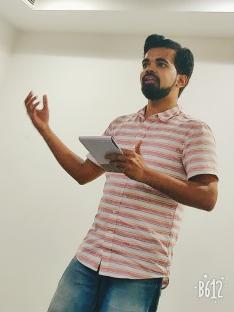 TM Utkarsh as evaluator