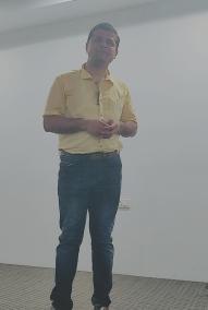 Presiding Officer TM Kishor