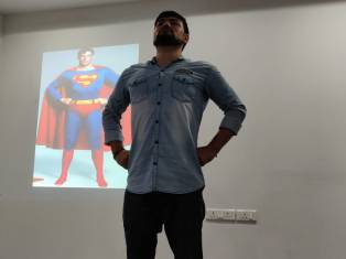 Superman TM Mohammed