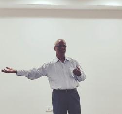 Speaker TM Gopalakrishnan!