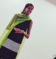 Speaker TM Anusha!
